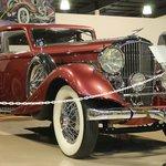 Dick's classic car museum