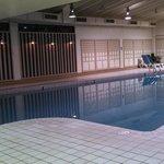 giant indoor pool