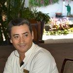 """José Guerra, Chief Concierge, the """"go-to"""" guy"""
