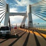 Мост по пути в Аэропорт