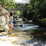 Chegada a Cachoeira