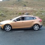 our car The Volvo V40 Cross Country
