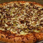 Cumberland Special Pizza
