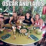 Oscar and Lalos