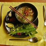 Pho zum Frühstück, die beste Vietnams