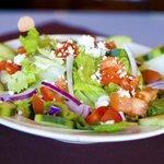 Lebanese House Salad