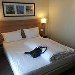 Room 509 Bedroom