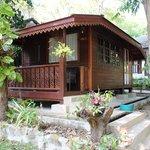 Our Thai Hut (for 2pp max. 1 room plus bthrm)