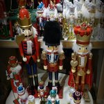 Xmas shopping at Harrods