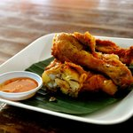 Fried Chicken - good in any cuisine