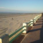 la plage à 3km
