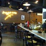 Bar scene at Tapas Canos Cocina