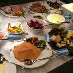 Lokale spesialiteter på frokostbordet