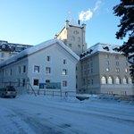 vista lato St Moritz