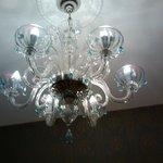 lampadario camera