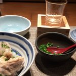 Chicken from the Nabe