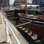 a dry dock