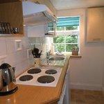 Beachglass Apartment - kitchen
