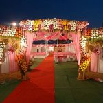 Side Lawn Marriage Arrangements Upto 1000 Pax