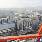 A stay at Kyoto Tower Hotel includes admission to the Kyoto Tower. Recommended.