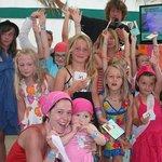 concours de chants et de danse des enfants