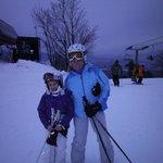 Love skiing at Cranmore