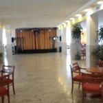Zona de actividades y sala de baile
