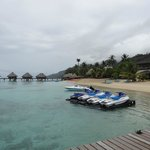 Resort beach