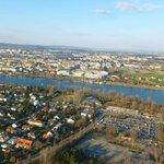 Blick vom Donauturm