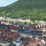 Kleiner Schnappi vom Ausflug in Heidelberg