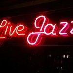 Live Jazz.