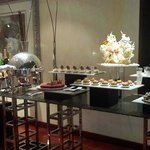 Dessert area