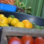 Fresh Vegetables - Cleaned and used in your Meal and Also for Sale