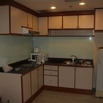 кухня в номере