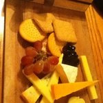 cheese board was goof for two of us