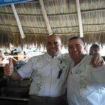 Great bartenders!!