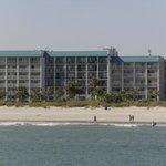 Berumda Sands Resort.