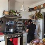 La cocina de Yves (Yves' kitchen)