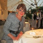 my birthday at manoir