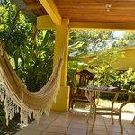 Bungalow verandah