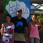 Staff at Bahia