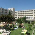 Cuerpo del hotel
