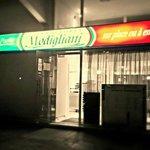 Entrée de la Trattoria Modigliani
