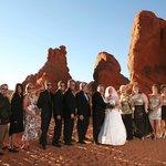 Valley of Fire family and friends