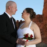 Valley of Fire State Park Wedding