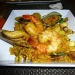 italian seafood paella