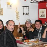 The best Pizza in Barcelona