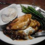 Chicken Marsala at CJ's Highmarks Celina, Ohio