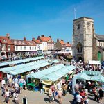 Malton Monthly Food Market