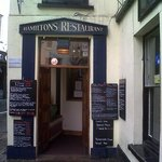Foto de Hamilton's Restaurant